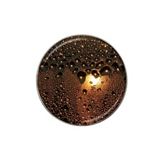 Condensation Abstract Hat Clip Ball Marker
