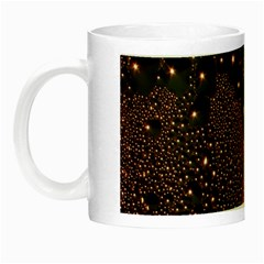Condensation Abstract Night Luminous Mugs by Sapixe