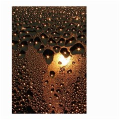 Condensation Abstract Small Garden Flag (two Sides) by Sapixe