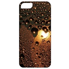 Condensation Abstract Apple Iphone 5 Classic Hardshell Case by Sapixe