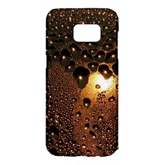 Condensation Abstract Samsung Galaxy S7 Edge Hardshell Case by Sapixe