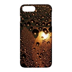 Condensation Abstract Apple Iphone 7 Plus Hardshell Case by Sapixe