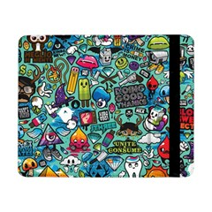Comics Collage Samsung Galaxy Tab Pro 8 4  Flip Case by Sapixe