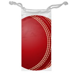 Cricket Ball Jewelry Bag