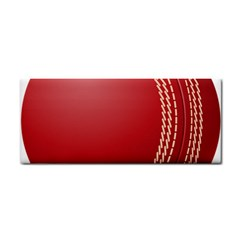 Cricket Ball Cosmetic Storage Cases by Sapixe