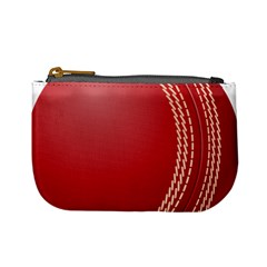 Cricket Ball Mini Coin Purses