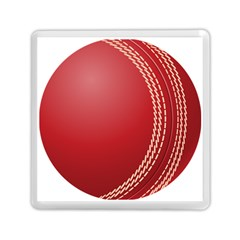 Cricket Ball Memory Card Reader (square)  by Sapixe