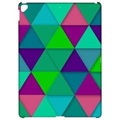 Background Geometric Triangle Apple Ipad Pro 12 9   Hardshell Case