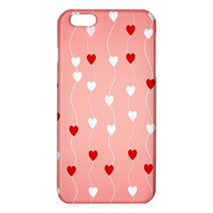 Heart Shape Background Love Iphone 6 Plus/6s Plus Tpu Case