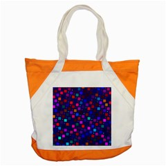 Squares Square Background Abstract Accent Tote Bag