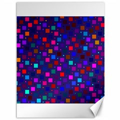 Squares Square Background Abstract Canvas 36  X 48   by Nexatart