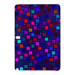 Squares Square Background Abstract Samsung Galaxy Tab Pro 10 1 Hardshell Case