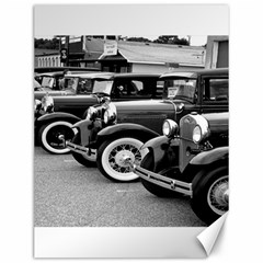 Vehicle Car Transportation Vintage Canvas 12  X 16   by Nexatart