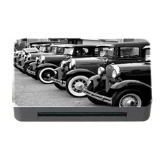 Vehicle Car Transportation Vintage Memory Card Reader With Cf by Nexatart