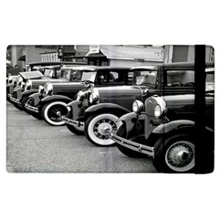 Vehicle Car Transportation Vintage Apple Ipad 2 Flip Case by Nexatart