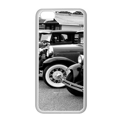 Vehicle Car Transportation Vintage Apple Iphone 5c Seamless Case (white)