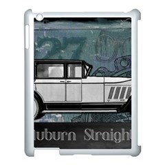 Vintage Car Automobile Auburn Apple Ipad 3/4 Case (white) by Nexatart