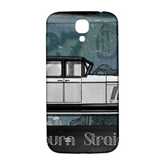 Vintage Car Automobile Auburn Samsung Galaxy S4 I9500/i9505  Hardshell Back Case by Nexatart