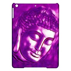 Purple Buddha Art Portrait Ipad Air Hardshell Cases by yoursparklingshop