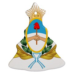 The Argentine Air Force Emblem  Ornament (christmas Tree)  by abbeyz71