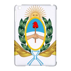 The Argentine Air Force Emblem  Apple Ipad Mini Hardshell Case (compatible With Smart Cover) by abbeyz71