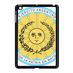 Seal Of The Argentine Army Apple Ipad Mini Case (black) by abbeyz71