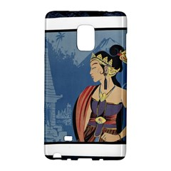 Java Indonesia Girl Headpiece Galaxy Note Edge