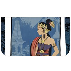 Java Indonesia Girl Headpiece Lunch Bag by Nexatart