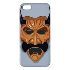 Mask India South Culture Apple Iphone 5 Premium Hardshell Case