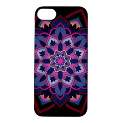 Mandala Circular Pattern Apple Iphone 5s/ Se Hardshell Case by Nexatart