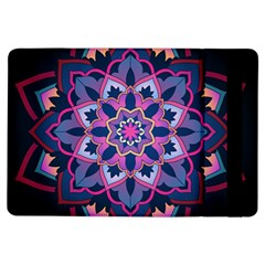 Mandala Circular Pattern Ipad Air Flip