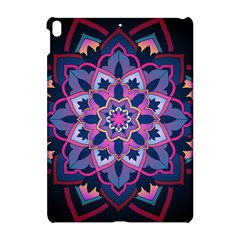 Mandala Circular Pattern Apple Ipad Pro 10 5   Hardshell Case