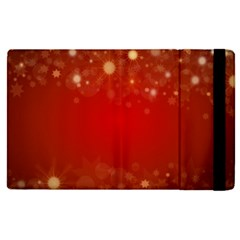 Background Abstract Christmas Apple Ipad Pro 12 9   Flip Case