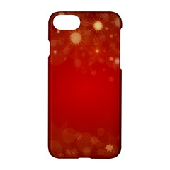Background Abstract Christmas Apple Iphone 8 Hardshell Case