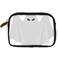 Ghost Halloween Spooky Horror Fear Digital Camera Cases by Nexatart