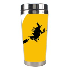 Castle Cat Evil Female Fictiona Stainless Steel Travel Tumblers by Nexatart
