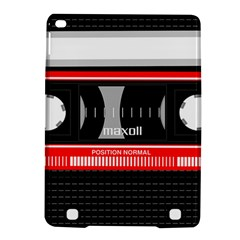 Compact Cassette Musicassette Mc Ipad Air 2 Hardshell Cases
