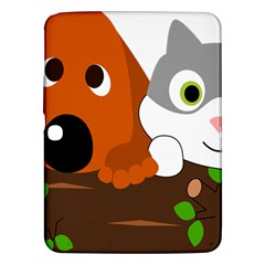 Baby Decoration Cat Dog Stuff Samsung Galaxy Tab 3 (10 1 ) P5200 Hardshell Case