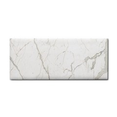White Marble Tiles Rock Stone Statues Cosmetic Storage Cases by Nexatart