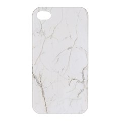 White Marble Tiles Rock Stone Statues Apple Iphone 4/4s Premium Hardshell Case