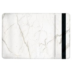 White Marble Tiles Rock Stone Statues Ipad Air Flip by Nexatart