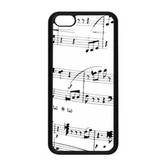 Abuse Background Monochrome My Bits Apple Iphone 5c Seamless Case (black) by Nexatart