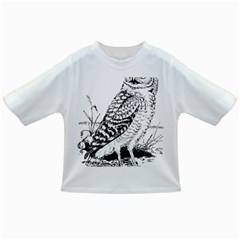 Animal Bird Forest Nature Owl Infant/toddler T Shirts