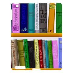 Shelf Books Library Reading Apple Ipad 3/4 Hardshell Case