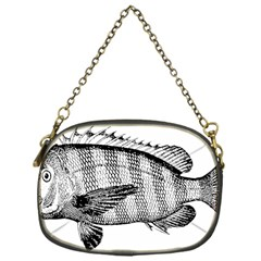 Animal Fish Ocean Sea Chain Purses (one Side)