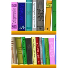 Shelf Books Library Reading 5 5  X 8 5  Notebooks