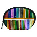 Shelf Books Library Reading Accessory Pouches (Medium)  Front