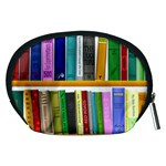 Shelf Books Library Reading Accessory Pouches (Medium)  Back
