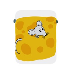 Rat Mouse Cheese Animal Mammal Apple Ipad 2/3/4 Protective Soft Cases