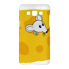 Rat Mouse Cheese Animal Mammal Samsung Galaxy A5 Hardshell Case